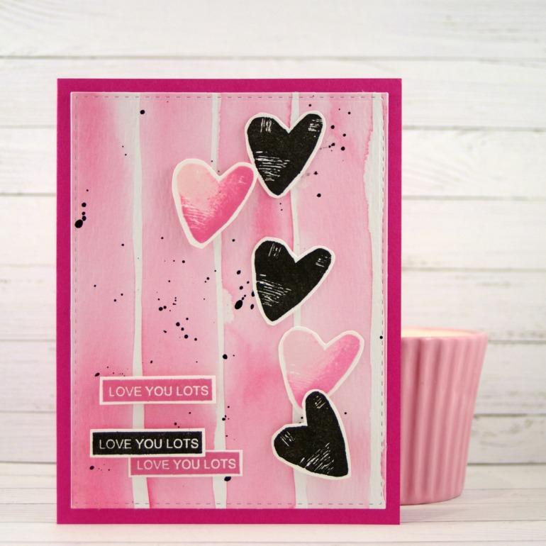 love you lots hearts sec
